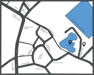 Übersicht Karte Stans Chrampfcheibe.