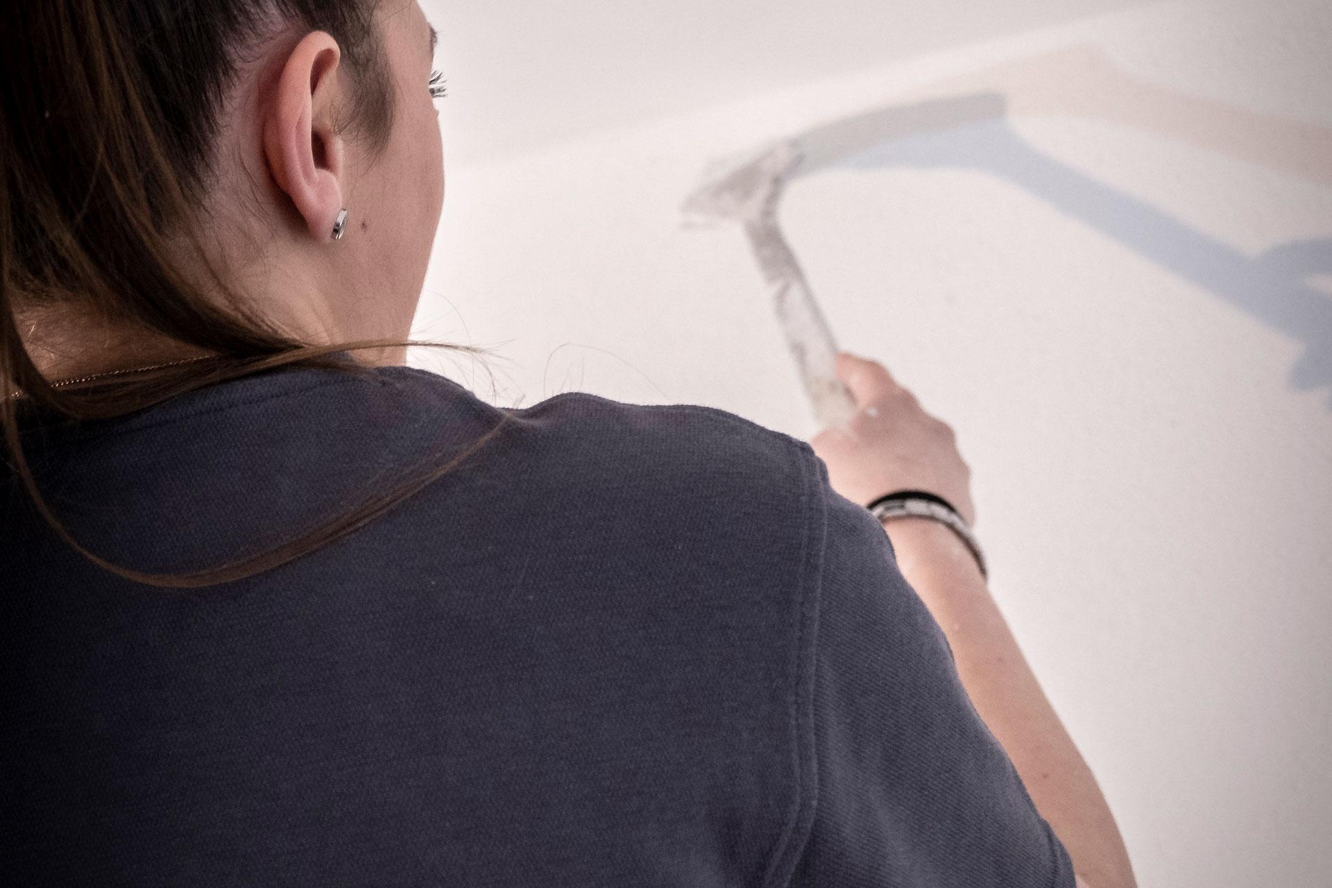 Maler sind sehr gesucht, weshalb wir fast immer Arbeit finden für diesen Beruf.